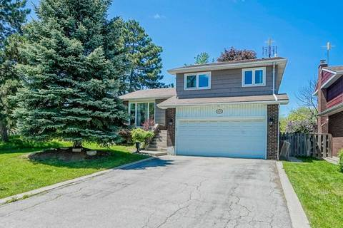 House for sale at 2833 Inlake Ct Mississauga Ontario - MLS: W4460651