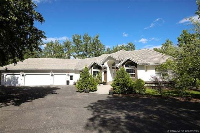 House for sale at 28342 Township Road 384  Rural Red Deer County Alberta - MLS: CA0192065