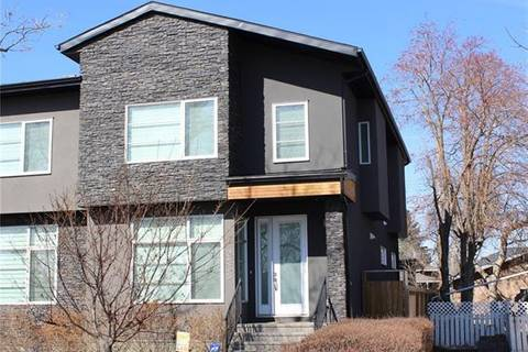 Townhouse for sale at 2835 35 St Southwest Calgary Alberta - MLS: C4282571