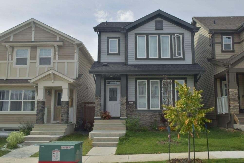 House for sale at 2835 Anton Wd SW Edmonton Alberta - MLS: E4212679