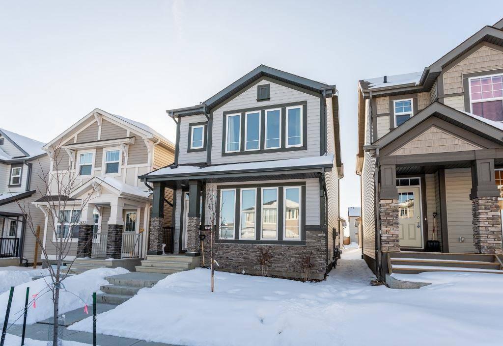 House for sale at 2835 Anton Wd Sw Edmonton Alberta - MLS: E4190636