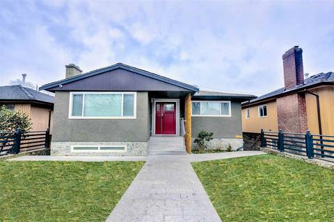 House for sale at 2836 45th Ave E Vancouver British Columbia - MLS: R2454169