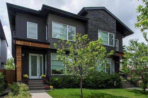 Townhouse for sale at 2837 35 St Southwest Calgary Alberta - MLS: C4303050