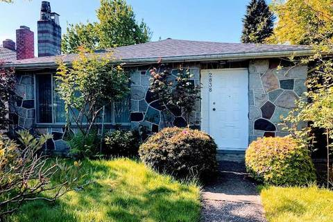 House for sale at 2838 Broadway Ave E Vancouver British Columbia - MLS: R2451177