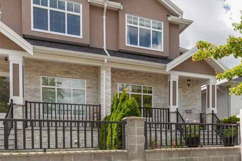 Townhouse for sale at 2838 Horley St Vancouver British Columbia - MLS: R2377357