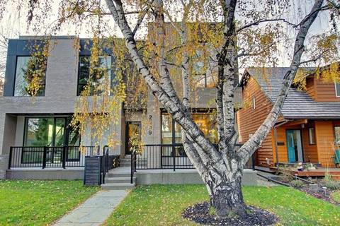 Townhouse for sale at 2839 26a St Southwest Calgary Alberta - MLS: C4273080