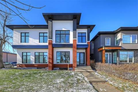 Townhouse for sale at 2839 35 St Southwest Calgary Alberta - MLS: C4274673