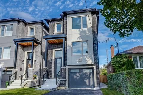 House for sale at 283 Aldercrest Rd Toronto Ontario - MLS: W4620268