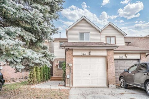 Townhouse for sale at 284 Braymore Blvd Toronto Ontario - MLS: E4994523