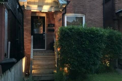 House for rent at 284 Harvie Ave Toronto Ontario - MLS: W4409548