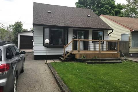 House for sale at 284 Ivon Ave Hamilton Ontario - MLS: X4473568