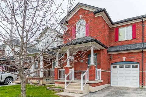 Townhouse for sale at 284 Pettigrew Tr Milton Ontario - MLS: W4745664