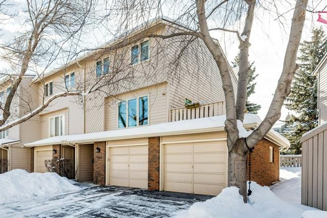 For Sale: 284 Point Mckay Terrace Northwest, Calgary, AB | 3 Bed, 3 Bath Townhouse for $589,900. See 31 photos!