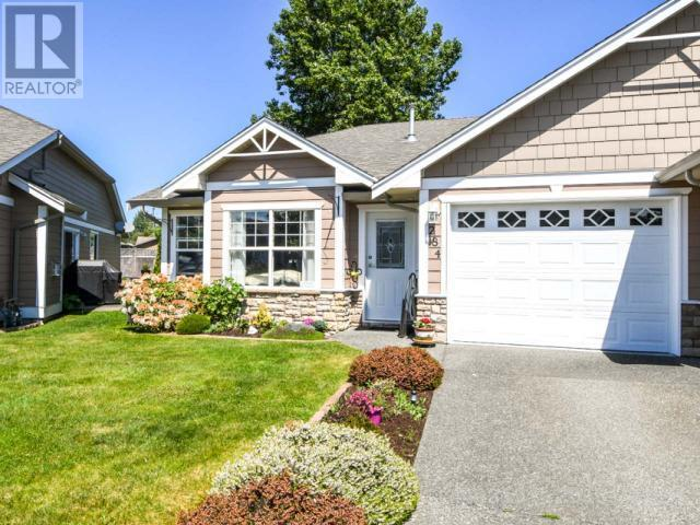 For Sale: 284 River City Lane, Campbell River, BC | 2 Bed, 2 Bath Townhouse for $368,800. See 40 photos!