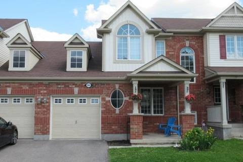 Townhouse for sale at 284 Woodley Cres Milton Ontario - MLS: W4486486