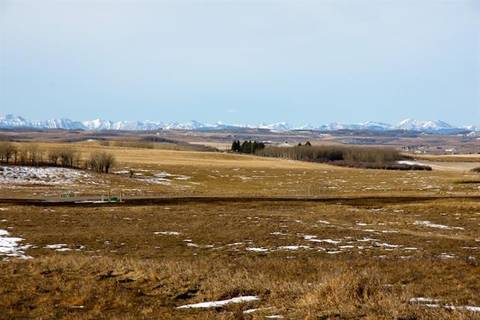 Residential property for sale at 284018 36 St West De Winton Alberta - MLS: C4254216