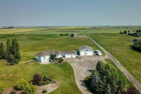 House for sale at 284082 Twp Rd 223a  Rural Rocky View County Alberta - MLS: C4261689