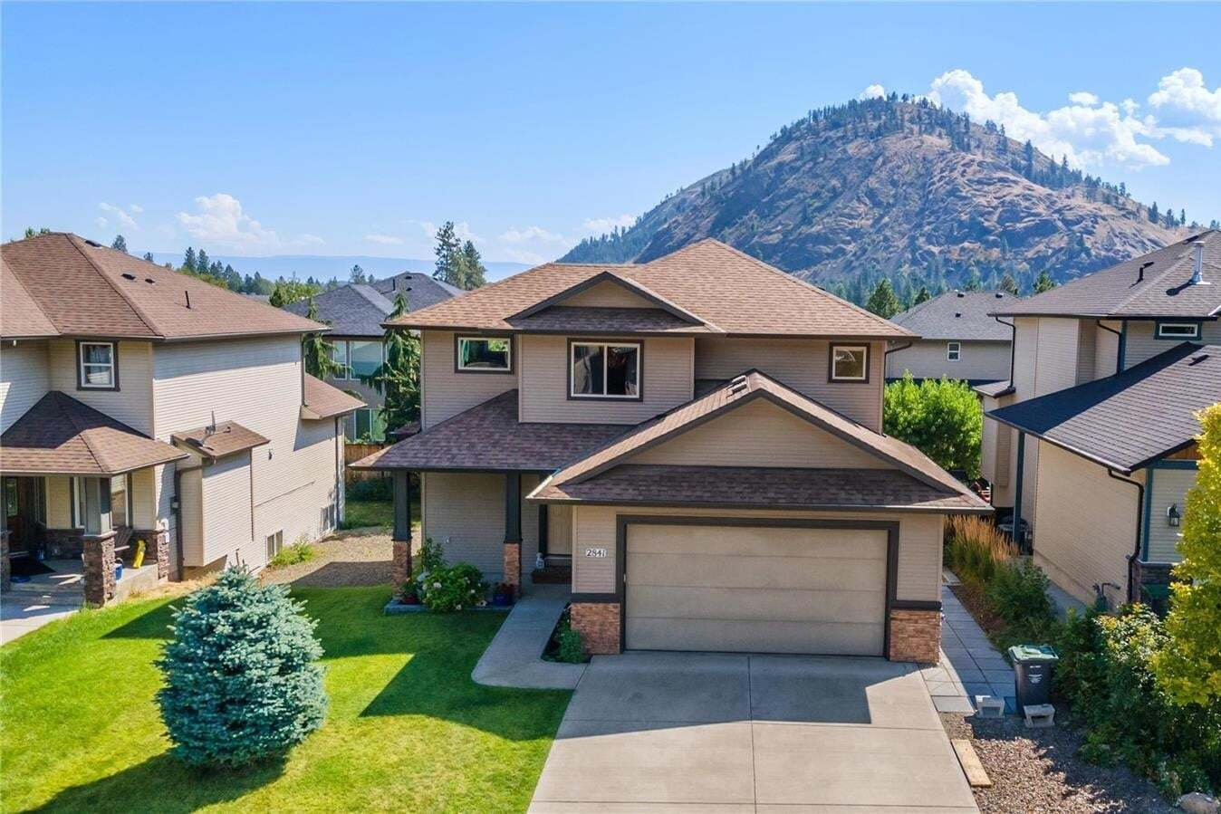 House for sale at 2841 Bentley Rd West Kelowna British Columbia - MLS: 10214882