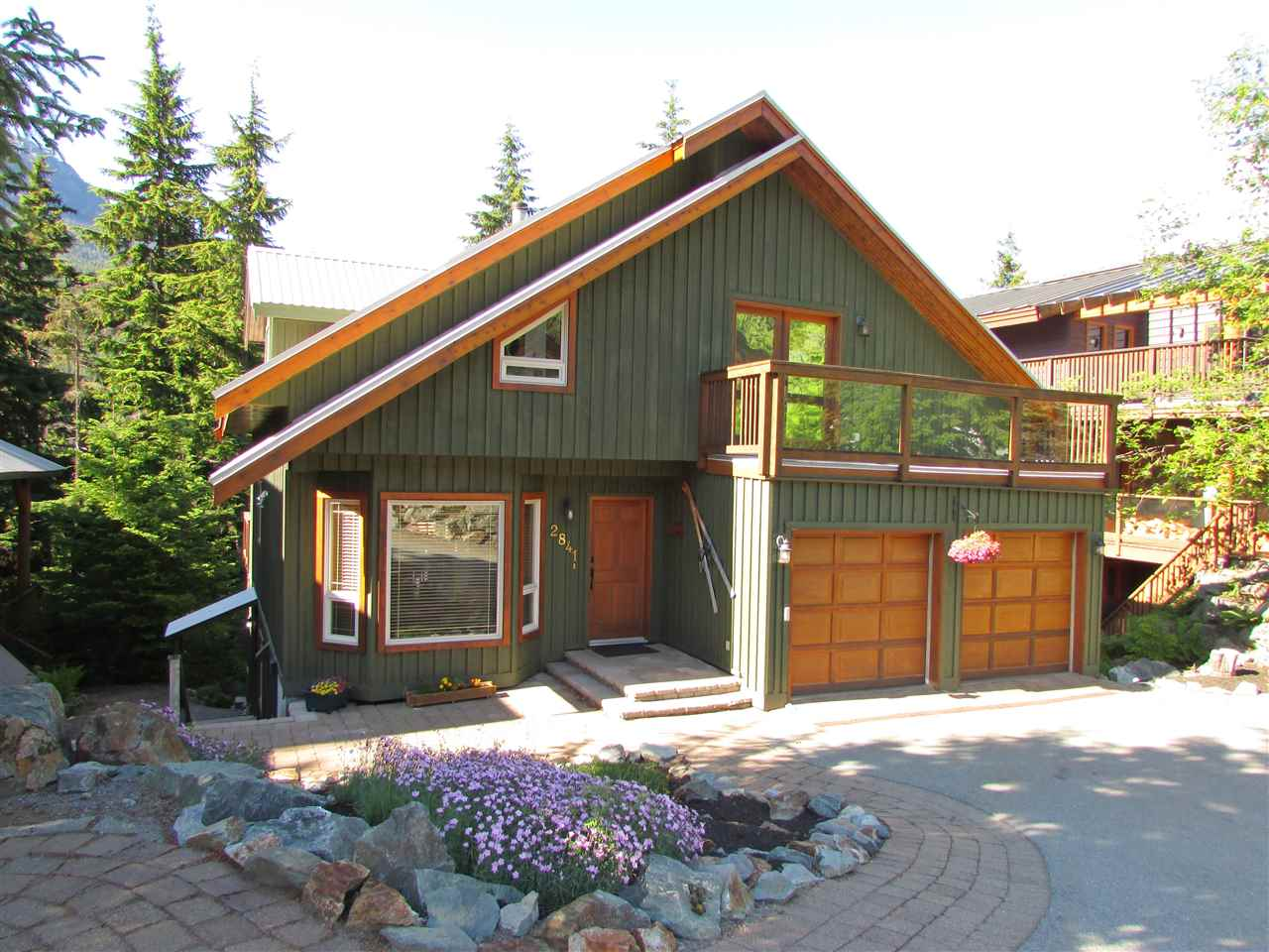 For Sale: 2841 Cliff Top Lane, Whistler, BC   6 Bed, 5 Bath House for $2,490,000. See 18 photos!