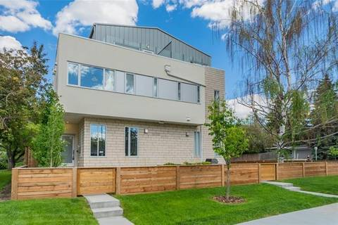 Townhouse for sale at 2842 25a St Southwest Calgary Alberta - MLS: C4236908