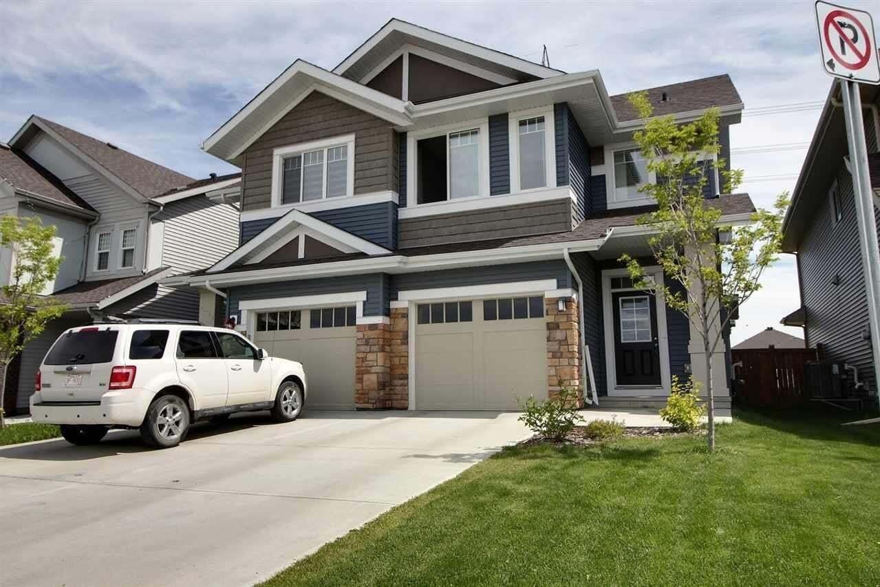 Townhouse for sale at 2842 Coughlan Gr SW Edmonton Alberta - MLS: E4206590