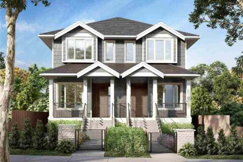 Townhouse for sale at 2842 43rd Ave E Vancouver British Columbia - MLS: R2493567