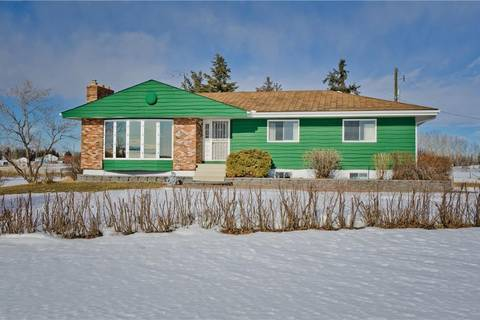 House for sale at 284212 146 Ave Southeast Rural Rocky View County Alberta - MLS: C4289536