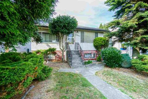 House for sale at 2843 5th Ave E Vancouver British Columbia - MLS: R2391370