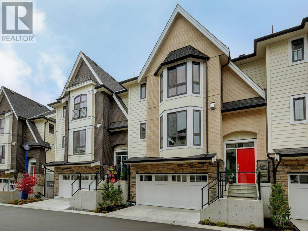 Townhouse for sale at 2843 Turnstyle Cres Victoria British Columbia - MLS: 417768