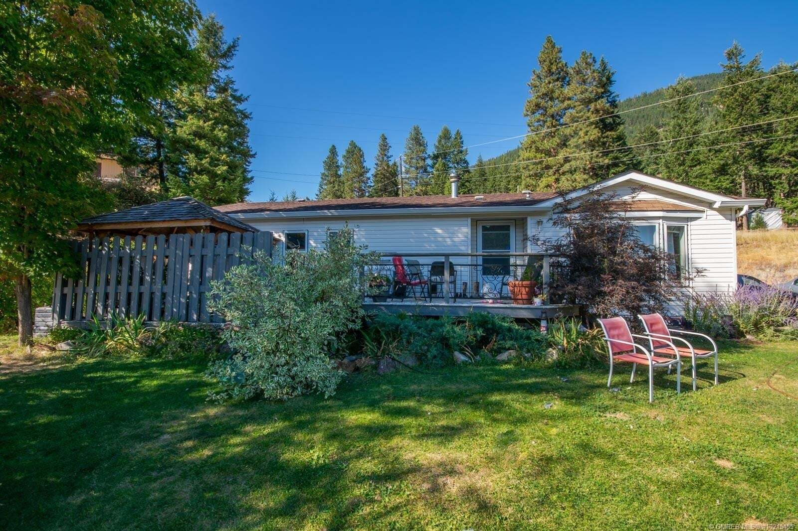 House for sale at 2844 Chase Falkland Rd Falkland British Columbia - MLS: 10215455