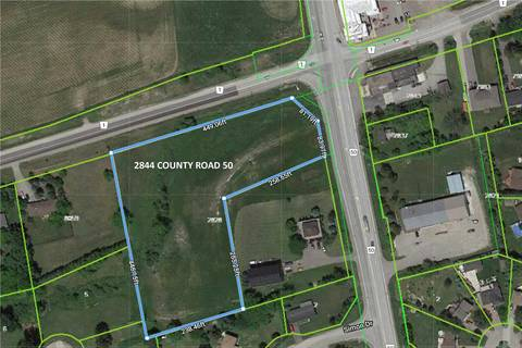 Residential property for sale at 2844 County Rd 50  Adjala-tosorontio Ontario - MLS: N4454427