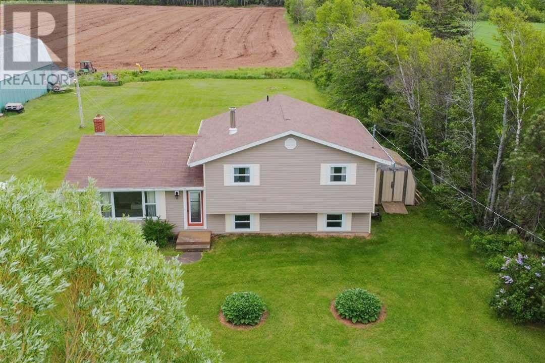 House for sale at 2846 Fort Augustus Rd Glenfinnan Prince Edward Island - MLS: 202010596