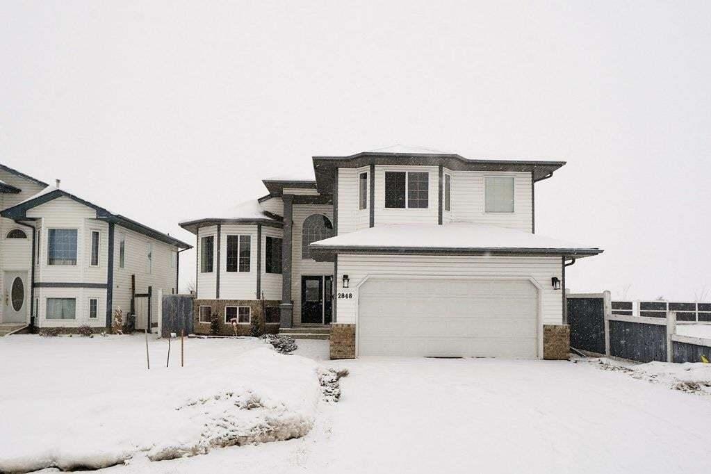 House for sale at 2848 152 Av NW Edmonton Alberta - MLS: E4192568