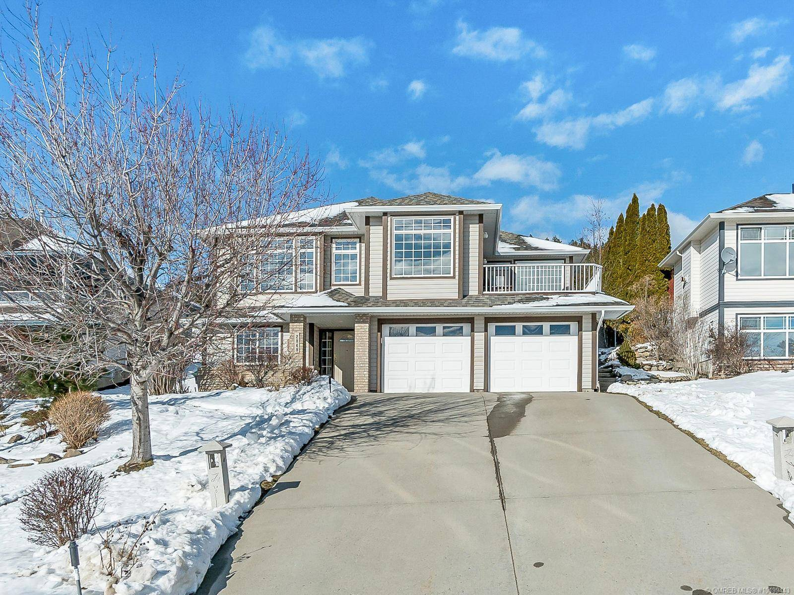 House for sale at 2848 Doucette Dr West Kelowna British Columbia - MLS: 10199443