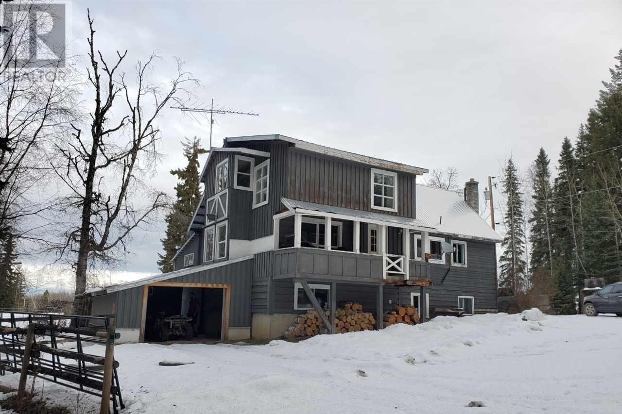 House for sale at 2848 Nazko Rd Bouchie Lake British Columbia - MLS: R2528634