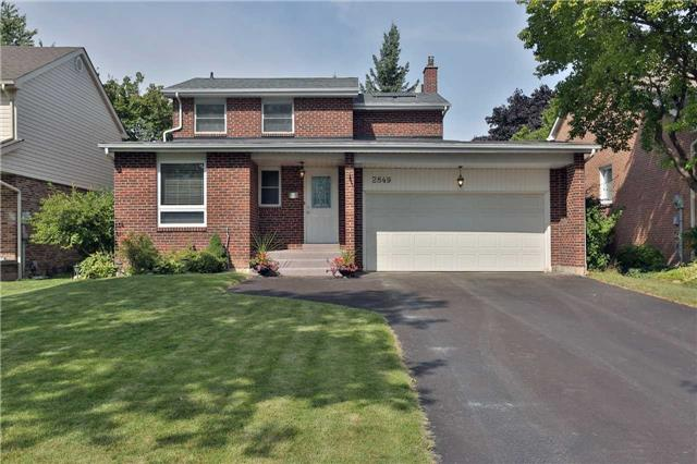 Sold: 2849 Folkway Drive, Mississauga, ON