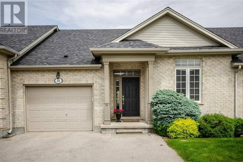 Home for sale at 35 Mcgarrell Dr Unit 285 London Ontario - MLS: 201513