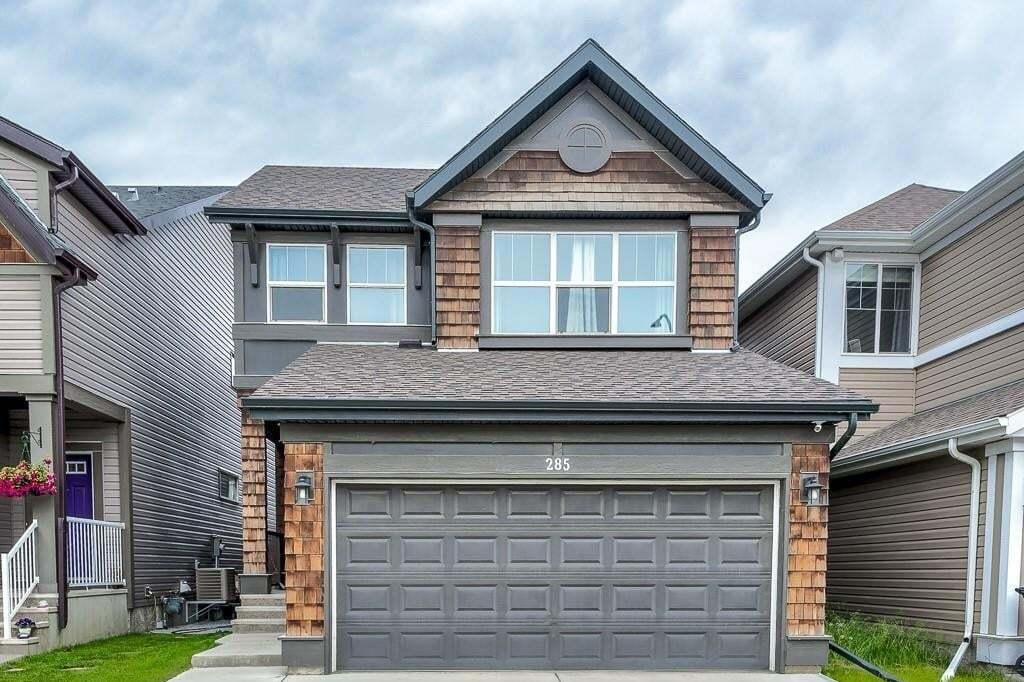House for sale at 285 Auburn Meadows Bv SE Auburn Bay, Calgary Alberta - MLS: C4293831