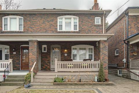 Townhouse for sale at 285 Brookdale Ave Toronto Ontario - MLS: C4729359