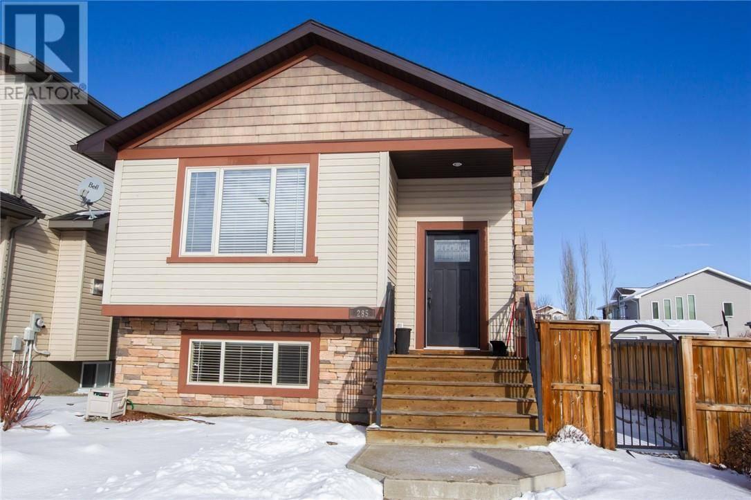 House for sale at 285 Couleesprings Te S Lethbridge Alberta - MLS: ld0188704