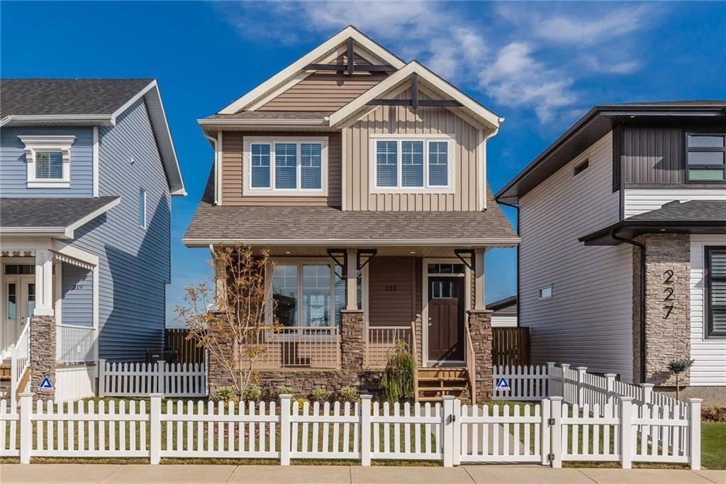 House for sale at 285 Ellen Wy Crossfield Alberta - MLS: C4218296