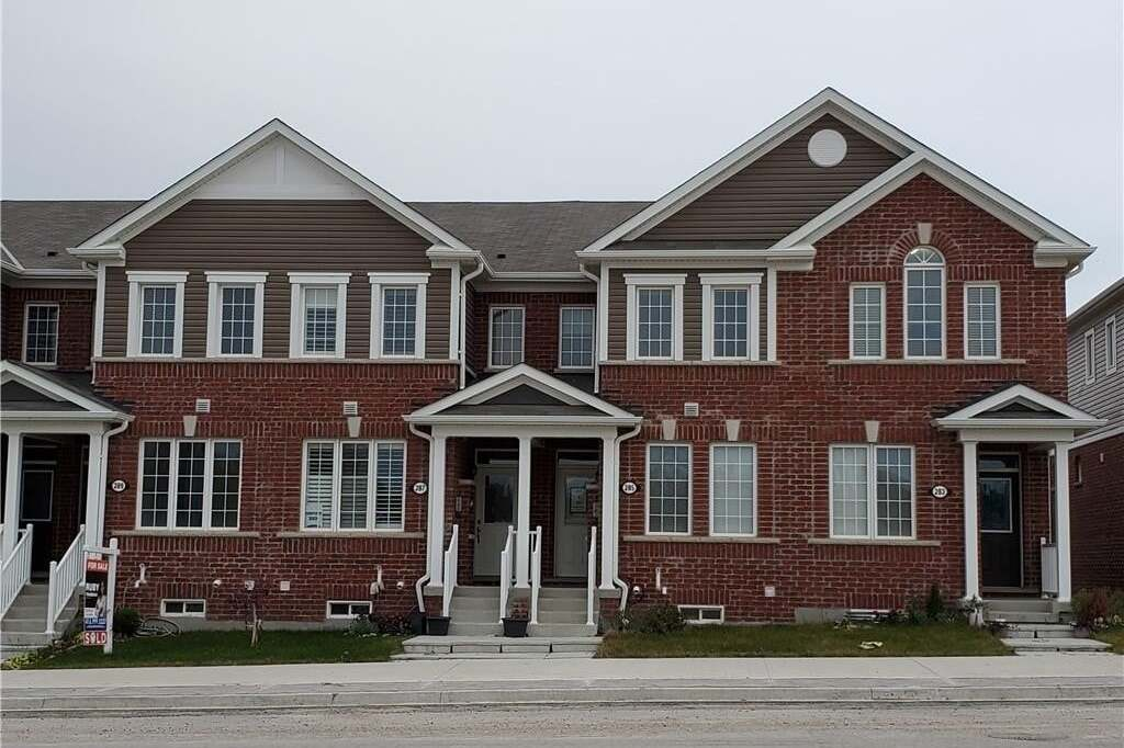 Townhouse for sale at 285 Equestrian Wy Cambridge Ontario - MLS: 40025564