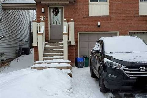 Townhouse for rent at 285 Ferndale Dr Barrie Ontario - MLS: S4685886