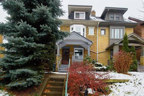 Townhouse for sale at 285 Garden Ave Toronto Ontario - MLS: W4410628