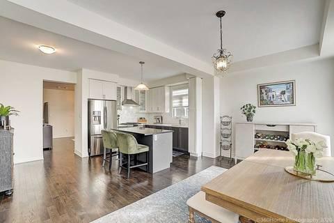 Townhouse for sale at 285 Meadowhawk Tr Bradford West Gwillimbury Ontario - MLS: N4738018