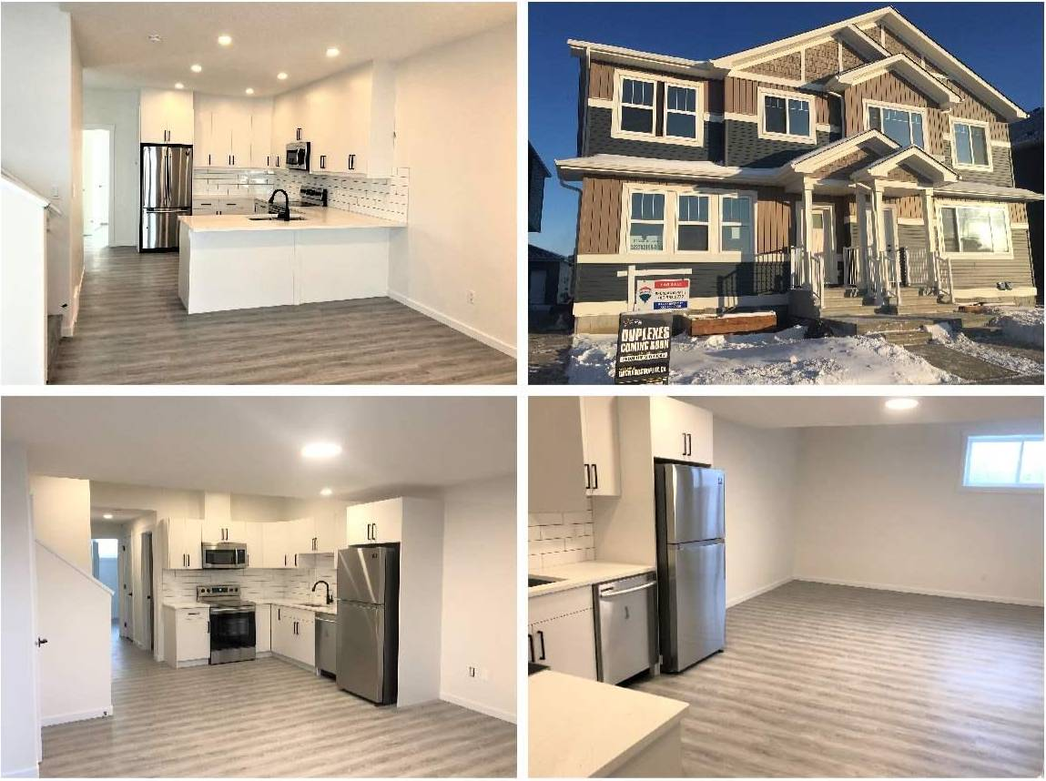 Townhouse for sale at 285 Orchards Blvd Sw Edmonton Alberta - MLS: E4185397