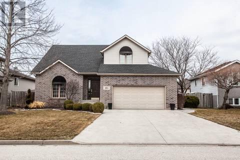 House for sale at 285 Runstedler  Lasalle Ontario - MLS: 19018002