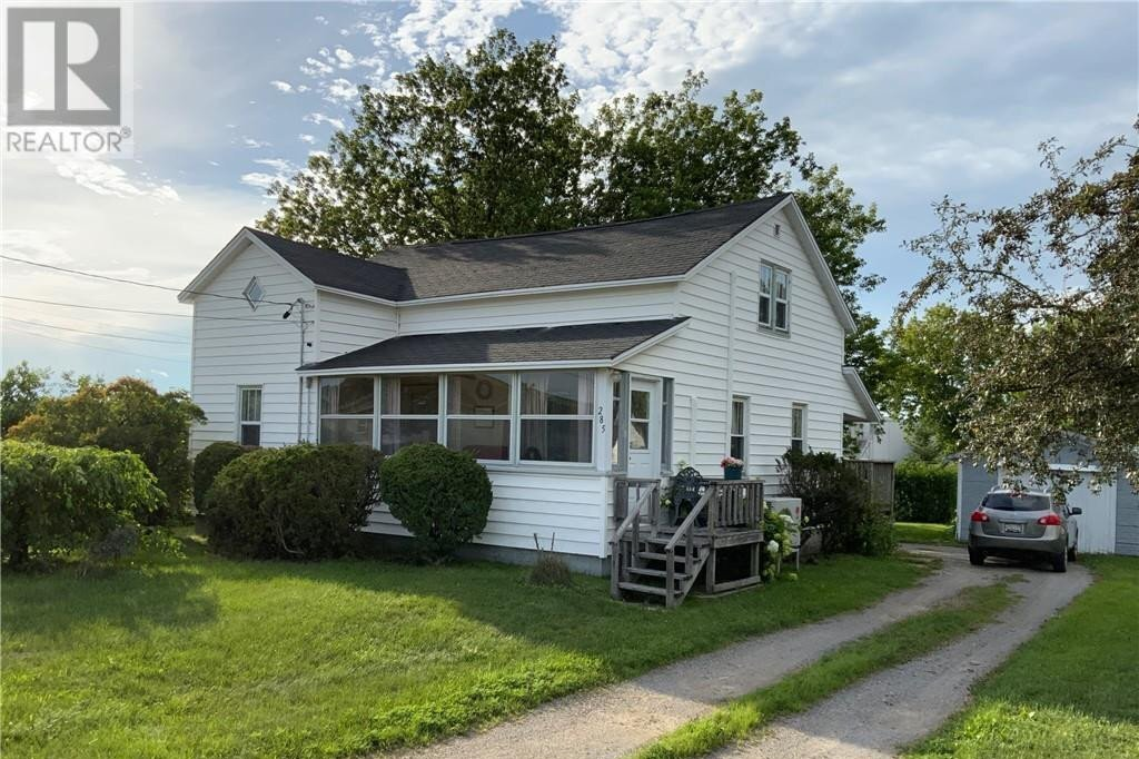 House for sale at 285 Saint George St Sussex New Brunswick - MLS: NB046756