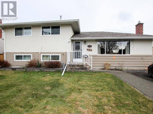 House for sale at 285 Sherwood Dr Kamloops British Columbia - MLS: 155110