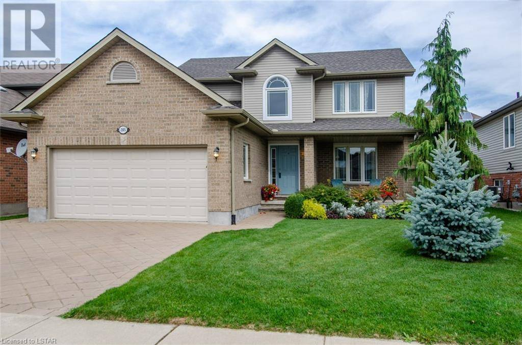 House for sale at 285 Thorne Dr Strathroy Ontario - MLS: 227035